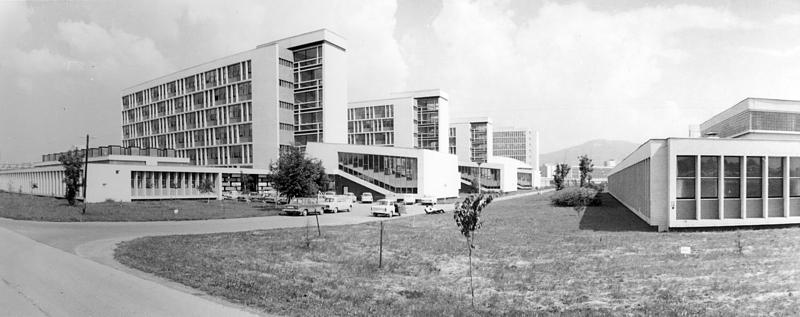 SPU v Nitre 1966