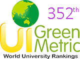 logo UI green metric
